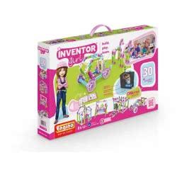 Engino - Inventor Girls 30 Models Motorized IG30 5291664001761
