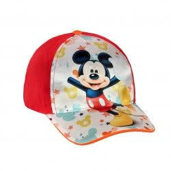 Loly ΚΑΠΕΛΟ MICKEY MOUSE No 48-50 ΧΡΩΜΑ ΚΟΚΚΙΝΟ 2200000937 8427934797073
