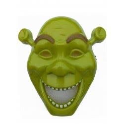 CLOWN Μάσκα Πλαστική Πράσινο Τερατάκι 70608 5203359706080