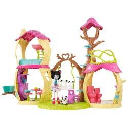 Mattel Enchantimals Playhouse Panda Set FNM92 887961597776