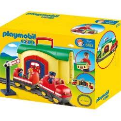Playmobil Τρένο - Βαλιτσάκι 6783 4008789067838
