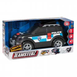 As Company Teamsterz Big Police Vehicle 7535 16397 Toys Shop Gr