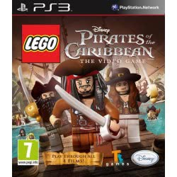 Disney PS3 LEGO PIRATES OF THE CARIBBEAN 8717418302641 8717418302641
