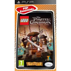 Disney PSP Lego Pirates Of The Carribean Essentials 8717418339005 8717418339005