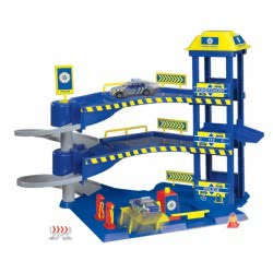 DICKIE TOYS Dickie Παρκινγκ International Rescue Station Σε 2 Σχέδια 203718000038 4006333039508