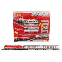 DICKIE TOYS Dickie City Train Σετ Σιδηρόδρομου 203563900 4006333339004