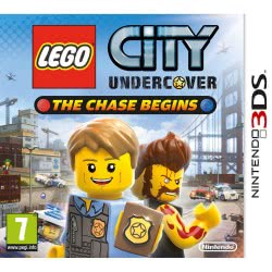 Nintendo 3DS Lego City: Undercover - The Chase Begins - Selects  045496472757