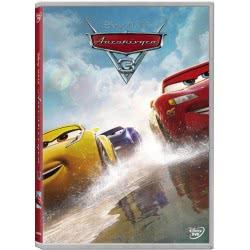 feelgood DVD Disney-Pixar Cars 3 0024482 5205969244822