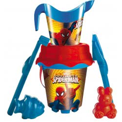 As company Σετ παραλίας με κουβαδάκι Spiderman 5007-20101 5203068201012