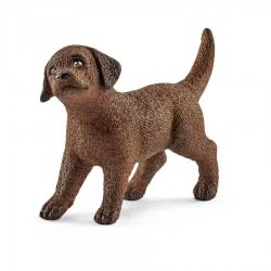 Schleich Farm World Labrador Retriever Puppy SC13835 4055744012563