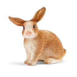 Schleich Farm World Rabbit SC13827 4055744012488