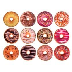 Christakopoulos Donuts Pillow 39cm asst 1931 5212007540143