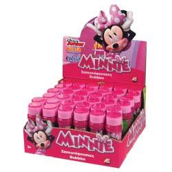 As company Disney Minnie Mouse Μπουκαλάκι Σαπουνόφουσκες 5200-01094 5203068010942