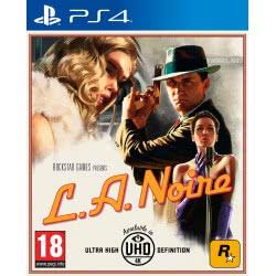 ROCKSTAR GAMES PS4 L.A. Noire  5026555423748