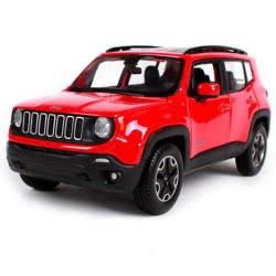 Maisto Special Edition 1:24 Jeep Renegade Μεταλλικό Αυτοκίνητο 31282 090159312826