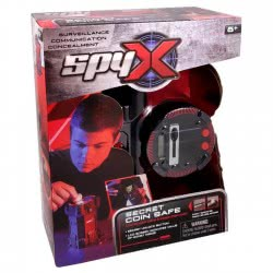 Just toys Spy X Coin Safe 10530 840685105306