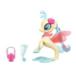 Hasbro My Little Pony The Movie Glitter And Style Seapony Princess Skystar C0683 / C1833 5010993388356