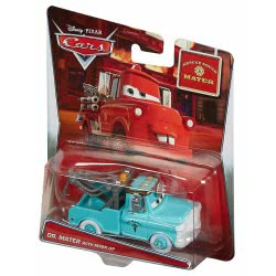 Mattel Disney Pixar Cars Toons Dr. Mater Masc Up Vehicle Die-Cast CHC14 / DLJ85 887961259940