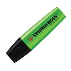 STABILO Boss Μαρκαδόρος Υπογράμμισης Πράσινος 128070133 4006381333641