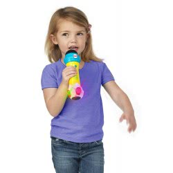 Fisher-Price Rappin Recording Microphone KFP1739 731398917396