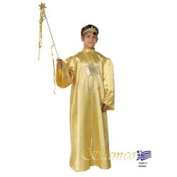 Stamco Xmas Costume Star Gold Νum.6 444110-6 5221275907589
