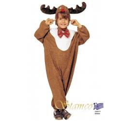 Stamco Xmas Costume Reindeer Νum.8 444649-8 5221275907664