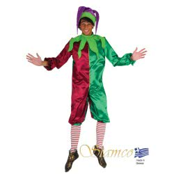 Stamco Xmas Costume Elve Adult One size 442107 5221275907565