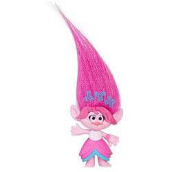 Hasbro Dreamworks Trolls Small Town Poppy Hair Collectible Printed Hair Collectible Printed Hair Figure B6555 / C2780 5010993396