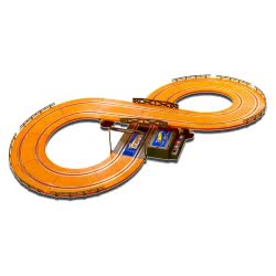 KiDZ TECH Hot Wheels Αυτοκινητόδρομος Slot Car x 2 - 2.86m 83125 4894380831257