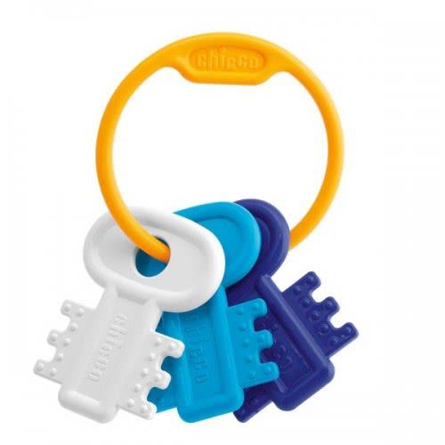 Chicco Χρωματιστά Κλειδιά Σιέλ Y02-63216-20 8003670888871