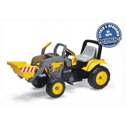 Peg-Perego Toys PEG-PEREGO ΤΡΑΚΤΕΡ ΓΙΓΑΣ ΕΚΣΚΑΦΕΑΣ MAXI EXCAVATOR CD0552 8005475339626
