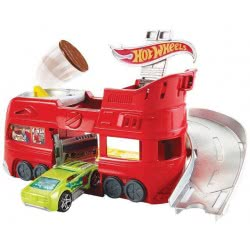 Mattel Hot Wheels Dine and Dash σετ παιχνιδιού Fold Out DWK99 / FDF56 887961466812