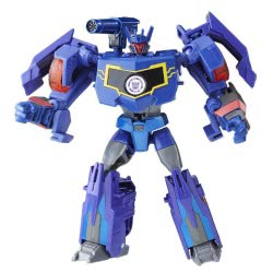 Hasbro Transformers: Robots in Disguise Combiner Force Warriors Class Soundwave B0070 / C1080 5010993354801