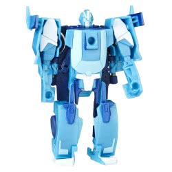 Hasbro Transformers Robots In Disguise Combiner Force 1-Step Changer Blurr(Blue) B0068 / C0898 5010993353347