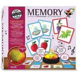 ιδεα Επιτραπέζιο Memory Με Buzzer 14516 5206051145164