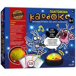 ιδεα Επιτραπέζιο Παντομίμα Karaoke Με Buzzer 14521 5206051145218
