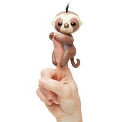 WowWee Fingerlings Baby Sloth Kingsley - Brown 3750 / 3751 771171137511