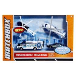 Mattel Matchbox Οχήματα Δράσης - Σετ W5281 / ASST 746775057213