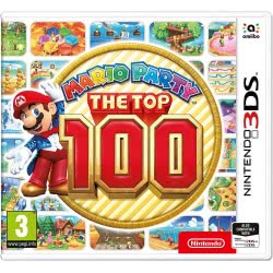 Nintendo 3DS Mario Party: The Top 100  045496476939