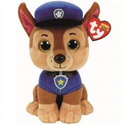 ty Χνουδωτό Paw Patrol Chase 23εκ. 1607-96319 008421963195
