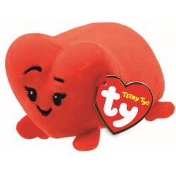 ty Μικρό χνουδωτό Heart Emoji 1607-42300 008421423002