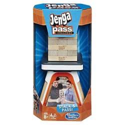 Hasbro JENGA PASS CHALENGE E0585 5010993472987