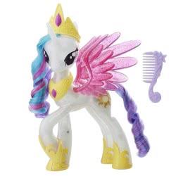 Hasbro My Little Pony Glimmer and Glow Princess Celestia E0190 5010993453825