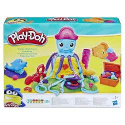 Hasbro Play-Doh Cranky the Octopus E0800 5010993462650