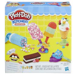 Hasbro Play-Doh Kitchen Creations Frozen Treats E0042 5010993463046