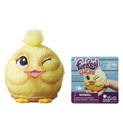 Hasbro Furreal Cuties Chick Καναρινάκι Λούτρινο E0783 / E0941 5010993451883