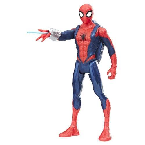 Hasbro Spider-Man Quick Shot Spider-Man 15Εκ. Φιγούρα E0808 / E1099 5010993459599