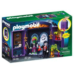 Playmobil Haunted House Play Box 5638 4008789056382