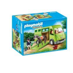 Playmobil Όχημα μεταφοράς αλόγων 6928 4008789069283