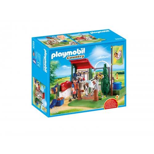 Playmobil Σταθμός περιποίησης αλόγων 6929 4008789069290